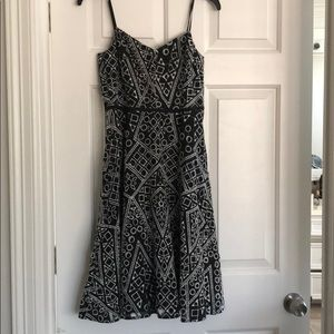 Embroidered Dress Size 0